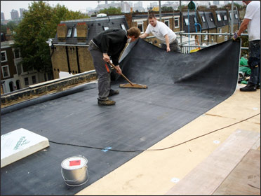 Care And Maintenance Of Rubber Roof Rubber Roof Care And
