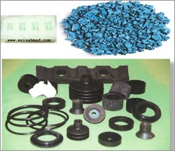 Synthetic Rubber Types and Uses, Synthetic Rubber Storage